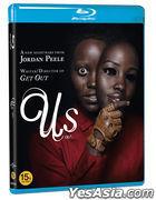 Us (Blu-ray) (Korea Version)
