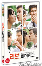 Celeste and Jesse Forever (DVD) (Korea Version)