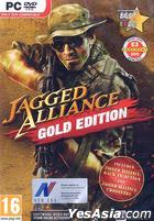 Jagged Alliance (Gold Edition) (英文版) (DVD 版)