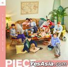 PIECE [Type A] (ALBUM+DVD) (First Press Limited Edition) (Taiwan Version)
