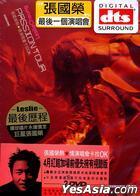 Leslie Cheung [Passion Tour] Concert Karaoke (DVD)