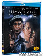 Shawshank Redemption (Blu-ray) (Korea Version)