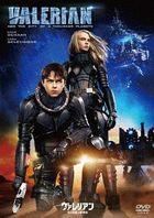 星際特工:千星之城 (DVD)(日本版)