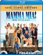 Mamma Mia! Here We Go Again (2018) (Blu-ray) (US Version)
