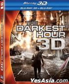 The Darkest Hour (2011) (Blu-ray) (2D + 3D) (Hong Kong Version)