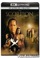 The Scorpion King (2002) (4K Ultra HD + Blu-ray) (Hong Kong Version)