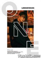 Lee Gi Kwang Mini Album Vol. 1 - ONE