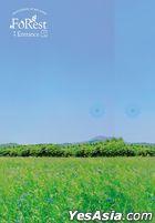 BTOB : Seo Eun Kwang Mini Album Vol. 1 - FoRest : Entrance (Light Version) + 2 Posters in Tube (Light Version)