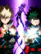 My Hero Academia The MOVIE Heroes: RISING (DVD) (Plus Ultra Ver.) (Japan Version)