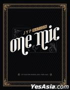JYP Nation Korea 2014 'ONE MIC' (CD + Photobook)