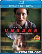 Unsane (2018) (Blu-ray) (US Version)