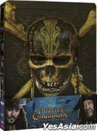 Pirates of the Caribbean: Dead Men Tell No Tales (2017) (4K Ultra HD + Blu-ray) (Steelbook) (Hong Kong Version)
