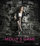 Molly's Game (Blu-ray) (Japan Version)