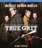 True Grit (Blu-ray) (Blu-ray + DVD Set) (日本版)