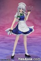 Touhou Project : Mini Series Izayoi Sakuya 1:10 Pre-painted PVC Figure