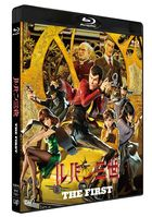 Lupin The Third THE FIRST (Blu-ray) (Normal Edition) (Japan Version)