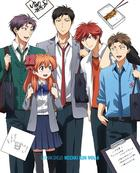 Gekkan Shojo Nozaki-Kun Vol.6 (Blu-ray)(Japan Version)
