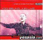 Yoo Seung Jun 2002 Live