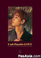 Hong Eun Ki Mini Album Vol. 1 - UNDEFINABLE:LOVE
