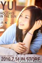 YUI 'Holidays in the Sun' Original Poster (Hong Kong Version)