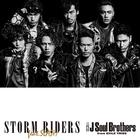 STORM RIDERS (SINGLE+DVD)(Japan Version)