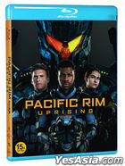 Pacific Rim: Uprising (Blu-ray) (Korea Version)