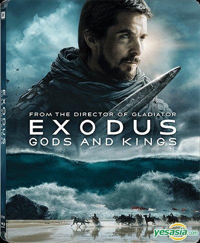 Yesasia Exodus Gods And Kings 2014 Blu Ray 3d 3 Disc Steelbook Edition Hong Kong Version Blu Ray Joel Edgerton Ben Kingsley 20th Century Fox Western World Movies Videos Free Shipping