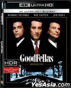 Goodfellas (1990) (4K Ultra HD + Blu-ray) (Hong Kong Version)