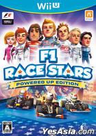 F1 Races Stars Power Up Edition (Wii U) (Japan Version)