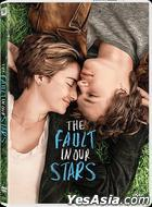 The Fault in Our Stars (2014) (DVD) (Hong Kong Version)