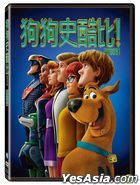 Scoob! (2020) (DVD) (Taiwan Version)