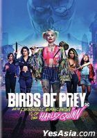 Birds of Prey (2020) (DVD) (US Version)