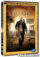 I am Legend (DVD) (Standard Edition) (Korea Version)