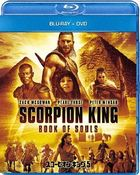 Scorpion King: Book Of Souls (Blu-ray + DVD) (Japan Version)