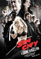 Sin City: A Dame To Kill For (DVD) (Collector's Edition) (Japan Version)