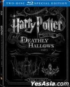 Harry Potter And The Deathly Hallows - Part 2 (2011) (Blu-ray) (2-Disc Steelbook Edition) (2016 Reprint) (Hong Kong Version)