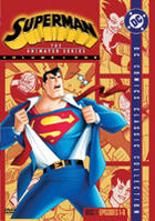 Superman Animated Series Disc1 (Japan Version)
