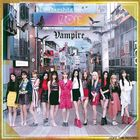 Vampire [Type A] (SINGLE + DVD) (Normal Edition) (Japan Version)