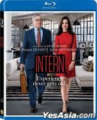 The Intern (2015) (Blu-ray) (Hong Kong Version)
