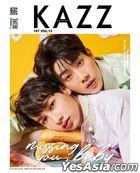 KAZZ : Vol. 167 - Off & Gun - Cover B
