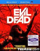 Evil Dead (2013) (Blu-ray + Ultraviolet) (US Version)