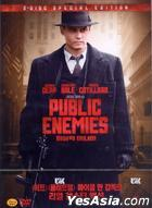 Public Enemies (DVD) (2-Disc) (Korea Version)