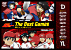 Major The Best Games - Yokohama Little vs. Mifune Dolphins (DVD) (Japan Version)