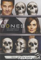 Bones (DVD) (Ep. 1-26) (Season Four) (US Version)