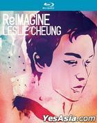 ReImagine - Leslie Cheung (2CD + Live Blu-ray)