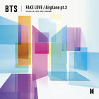 FAKE LOVE/ Airplane pt.2 (Normal Edition) (Japan Version)