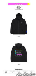 KCON:TACT Season 2 Official MD - Hood Zip-Up