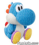 Wii U amiibo Amigurumi Yoshi Blue (Yoshi's Woolly World Series) (Japan Version)