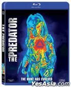 The Predator (2018) (Blu-ray) (Hong Kong Version)