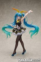 B-STYLE Hatsune Miku Project DIVA Arcade : Hatsune Miku My Dear Bunny Ver. 1:4 Pre-painted PVC Figure (Limited)